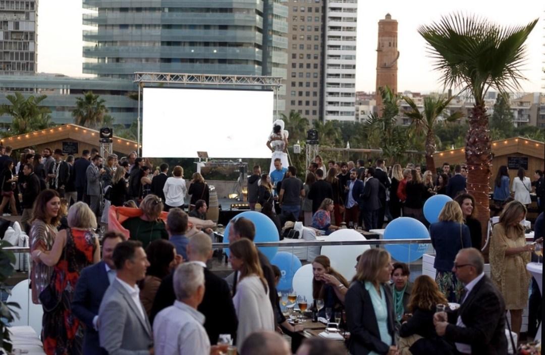 Así disfrutamos el 100 aniversario de Hilton en Barcelona