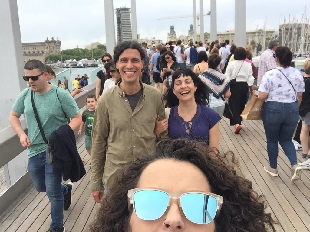 Domingueo con Susana y Alberto