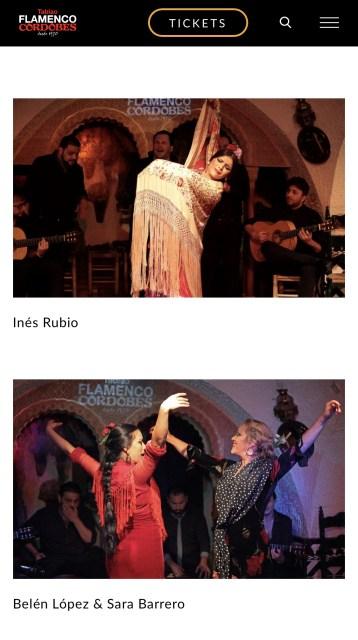 Tablao Flamenco Cordobes de Barcelona