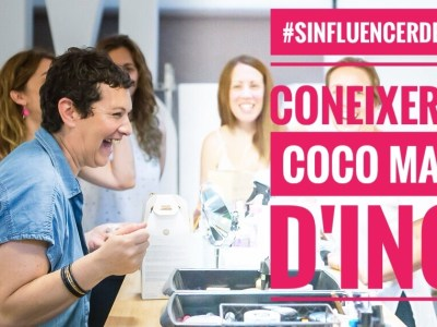 Roser Amills mos presenta a IB3 #sinfluencerdespoble d'aquesta setmana, na Coco March d'Inca