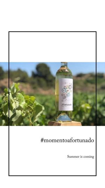 Paella en un viñedo, nuestro #momentoafortunado de verano