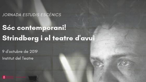 Jornada Strindberg a l'institut del Teatre