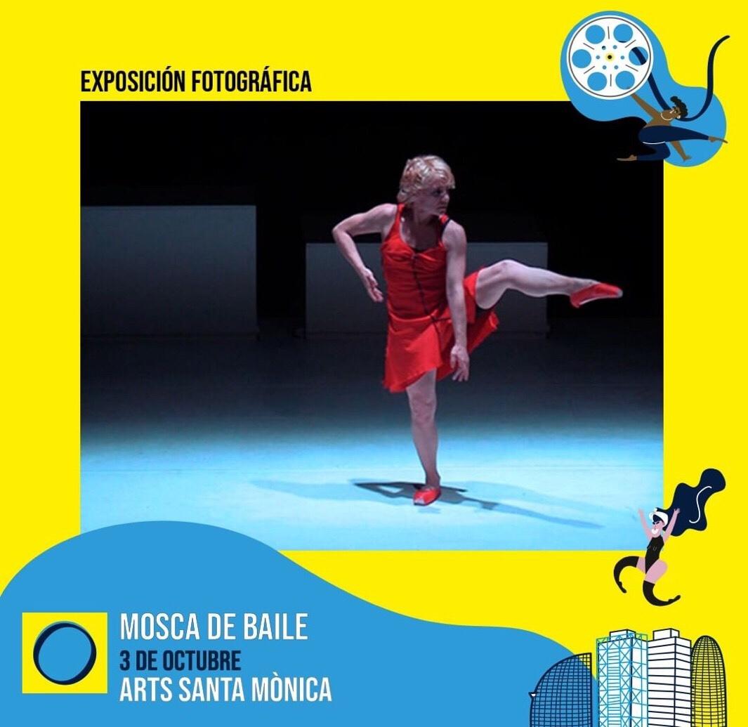"""Así fue la inauguración de la #exposición fotográfica """"Mosca de baile"""" de Sol Picó cia. de danza"""