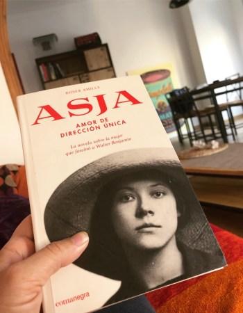 """Ressenya de Cesc Poch de la novel.la """"Asja, amor de dirección única"""", sobre #asjalacis"""