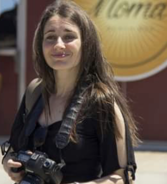 Isabel Cidoncha, fotògrafa artística (Barcelona)