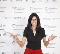 Ariadna Giné, periodista i manager musical