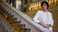 Clàudia Dube Oranias, dirigeix l'Orquestra Solidària de Barcelona i la de Mataró