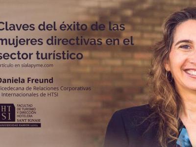 Daniela Freund, docent i investigadora ESADE, mentora start ups, articulista