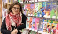 Paula Jarrin, llibretera