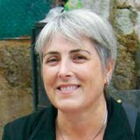Teresa Calabús, llibretera (Torroella de Montgrí)
