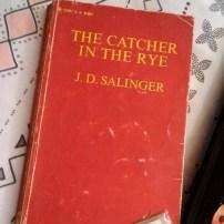Catcher in the Rye original cover