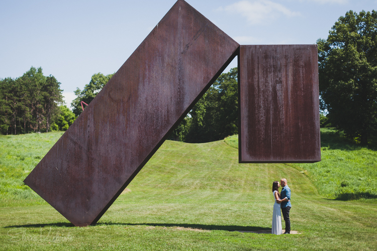Storm King Art Center Wedding