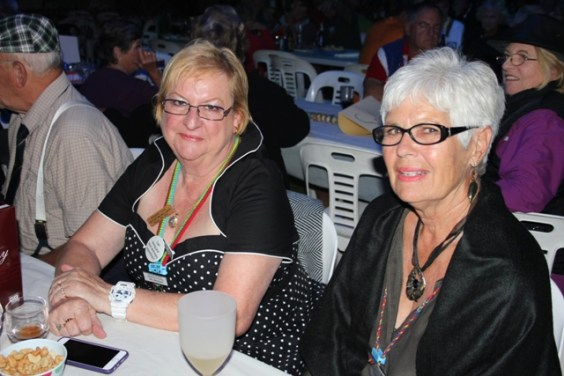 Margaret and I