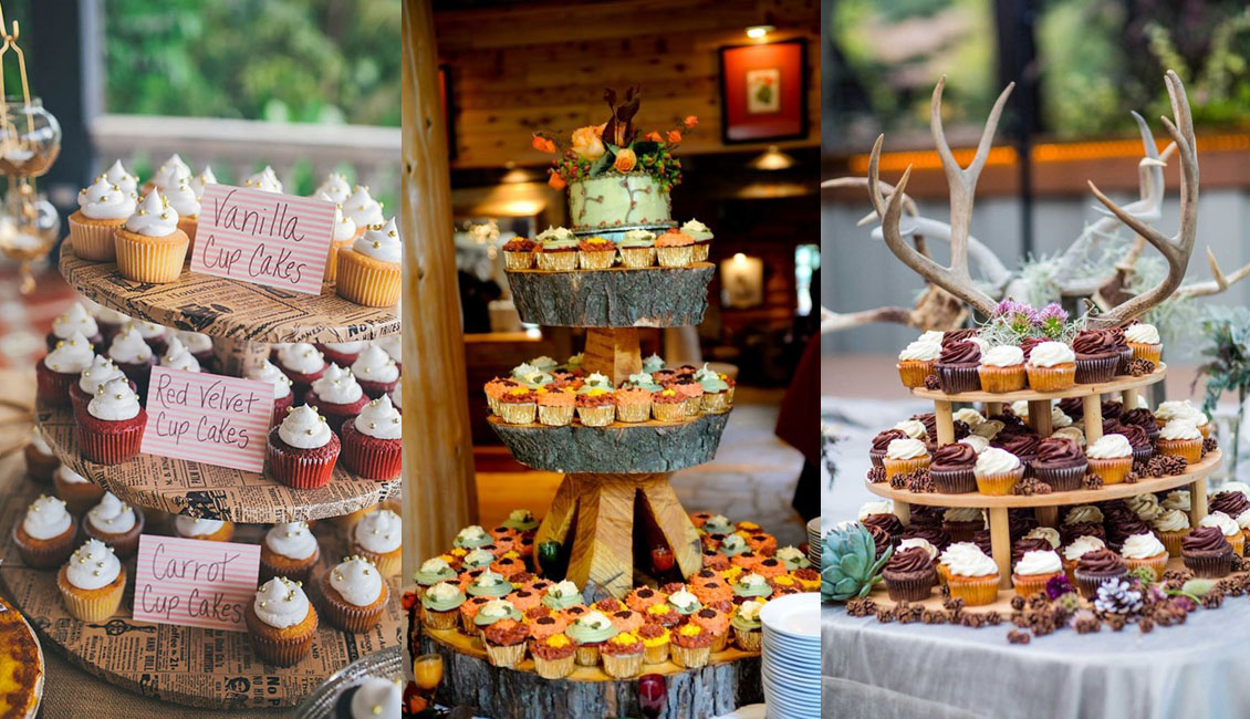 20 Best Of Fall Wedding Cupcake Ideas