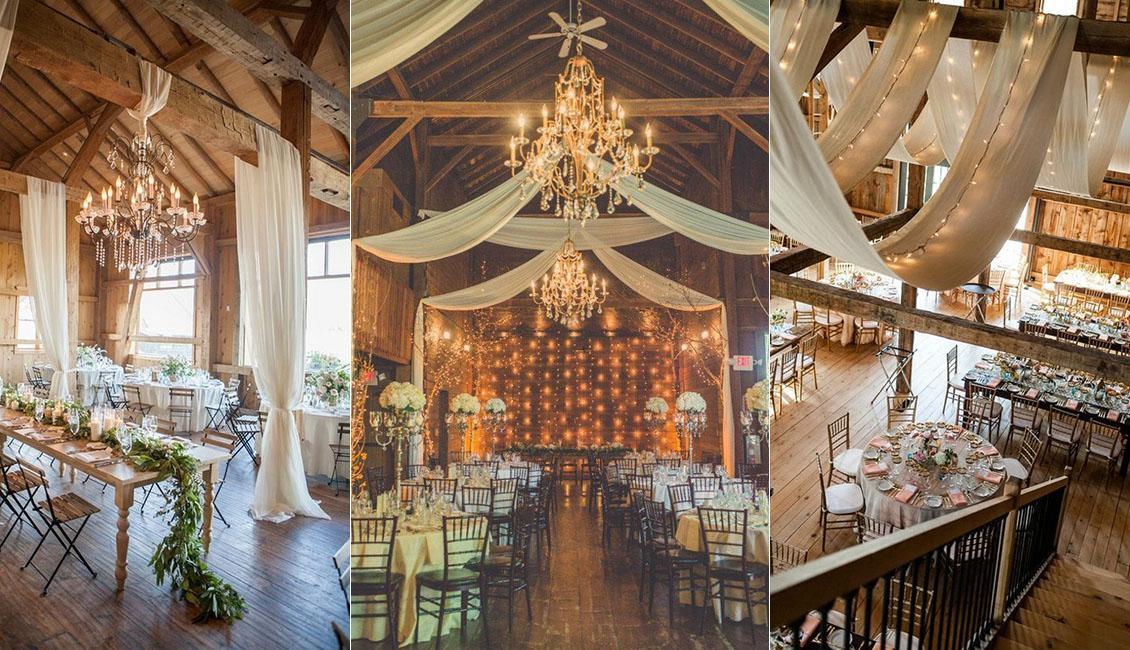 Top 20 Sweetheart Table Decor Ideas For Barn Weddings