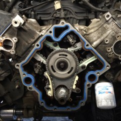 2002 Jeep Liberty Engine Diagram Hunter Ceiling Fans Wiring How To Replace A 3.7l Or 4.7l Timing Chain(s) And/or Components From 2002-2007 For Dodge & ...