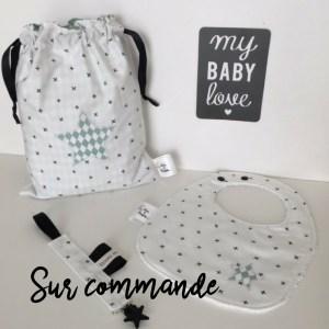 sur commande mini kit naissance