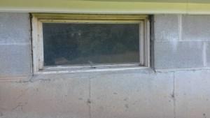 old basement windows