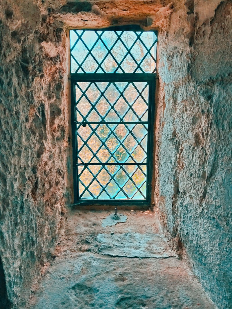 Chirk Castle Window