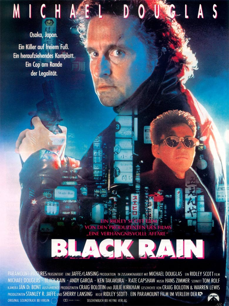 black rain review