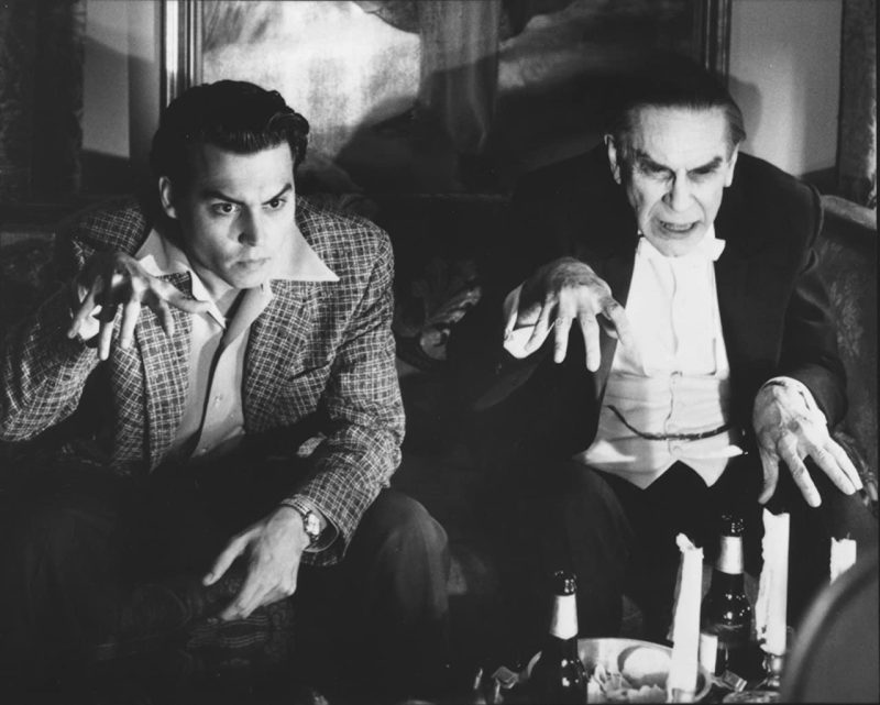 ed wood movie review