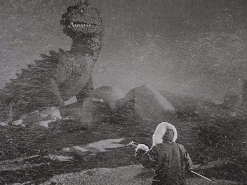 The Beast from 20,000 Fathoms film review