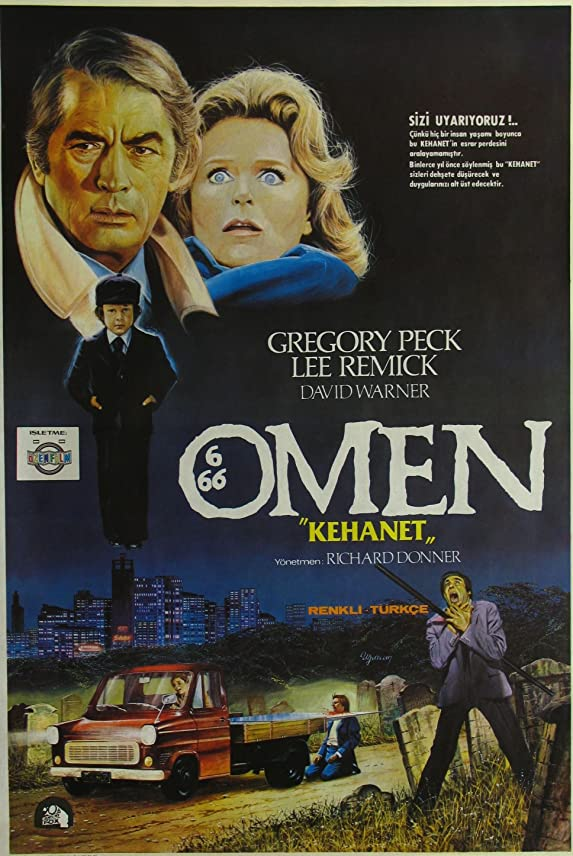 the omen horror film