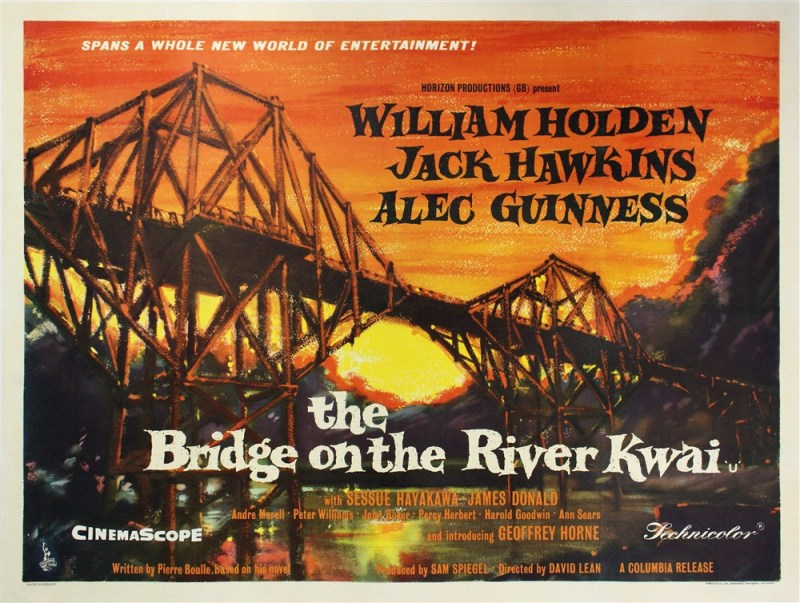 Bridge on the River Kwai film review