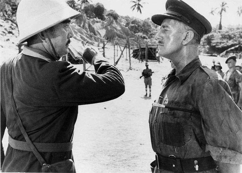 bridge on the river kwai movie review