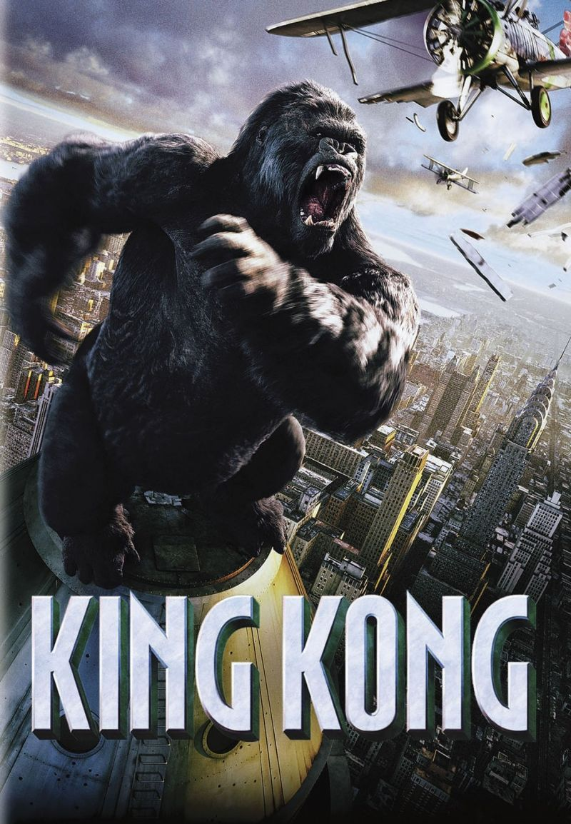 King Kong (2005) movie review