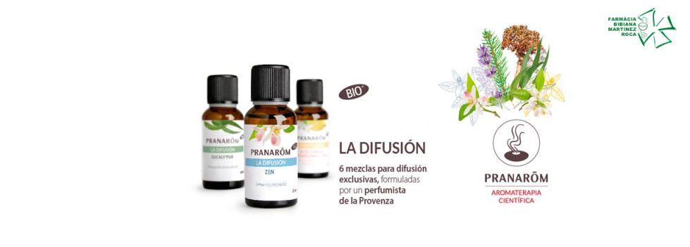 Olis essencials ecològics, vine i t'informem a Farmàcia Bibiana Martínez de Roses