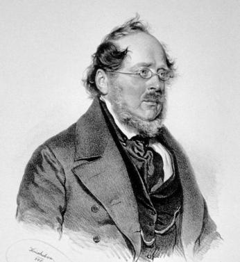 Friedrich List, 1845