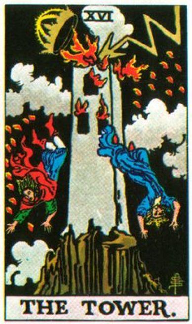 carta della torre di babele