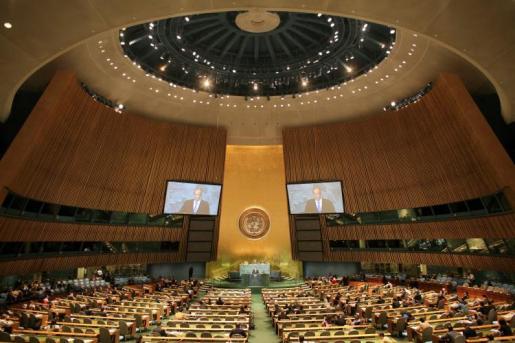 babele sede delle Nazioni Unite assemblea generale