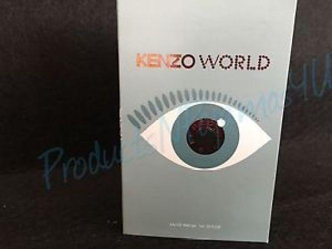 Kenzo World Decoded – rosette delacroix