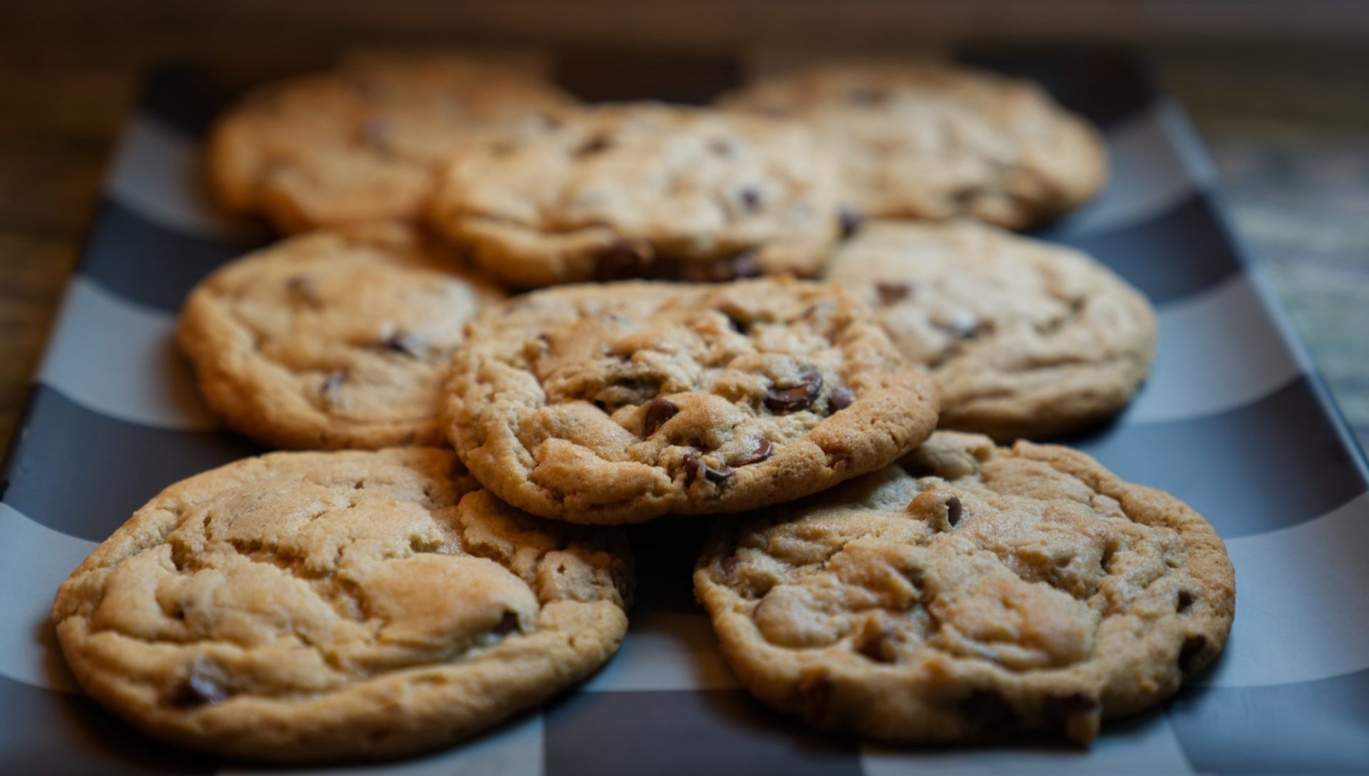 Vegan chocolate chip cookies recipe on Rosette Fair Trade online store
