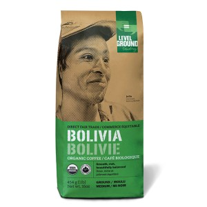 Level Ground Bolivian coffee (fair trade, organic) - Rosette Fair Trade online store