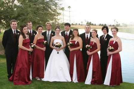 Groomsmen Tuxedo rosetux-matching