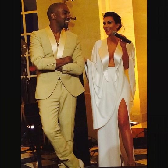 Tuxedo Kanye West