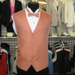 Rose Tuxedo vest collection