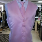 Beautiful vest and tie for weddings and prom's and Quince