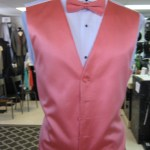 Vest for Rent and Tie