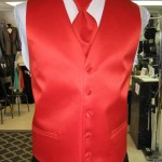 Wow!! Awesome color vest for Weddings or Prom or more