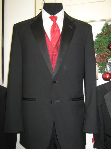 How to suit up for Valentine's day