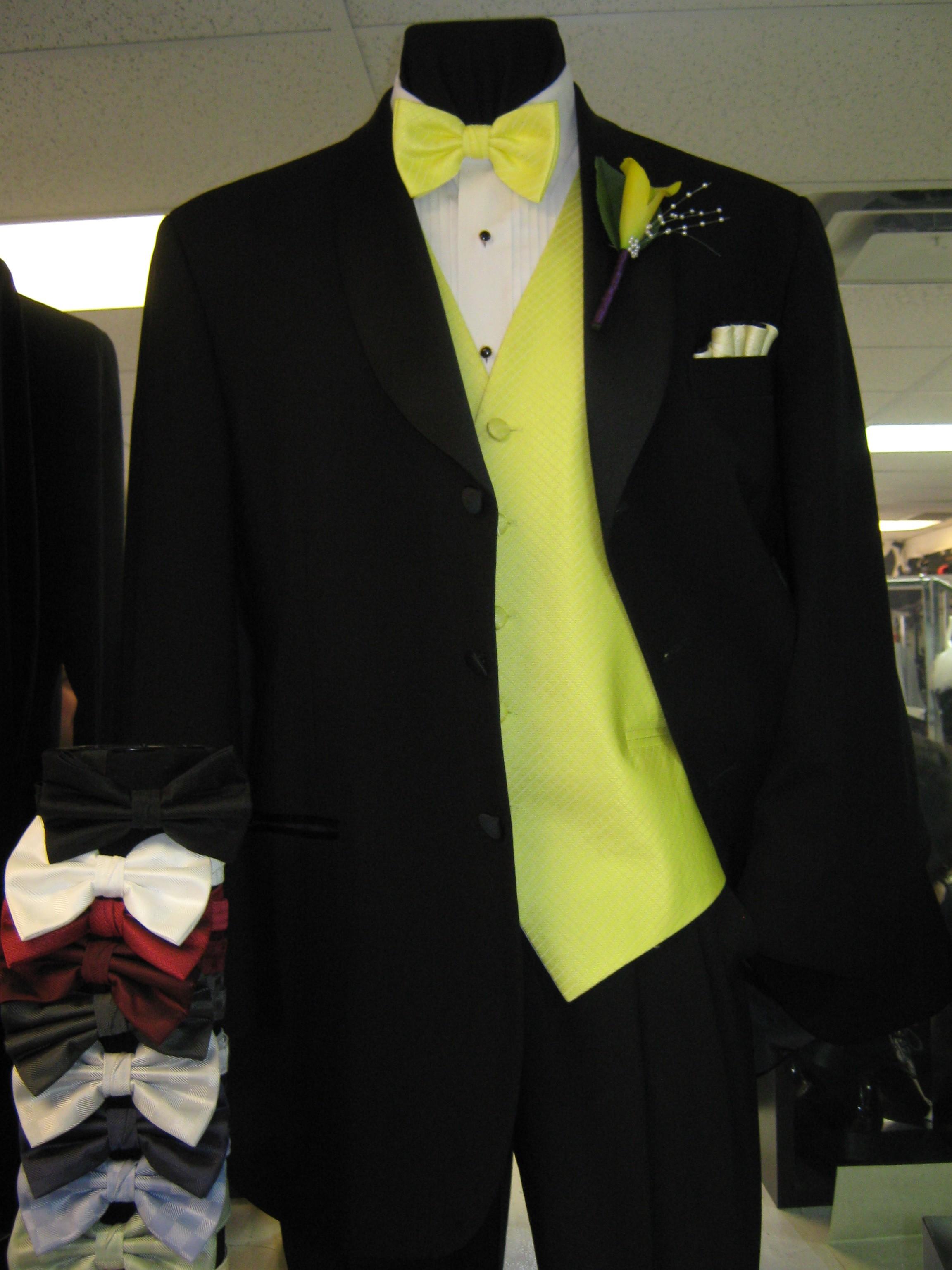 Prom Tuxedo rental Phoenix-Rose Tuxedo