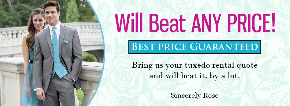 Will Beat any Price!