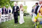 spring wedding at Rose