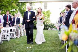 spring wedding at Rose