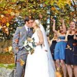 thanksgiving wedding