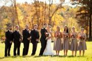 Love a Fall Wedding!